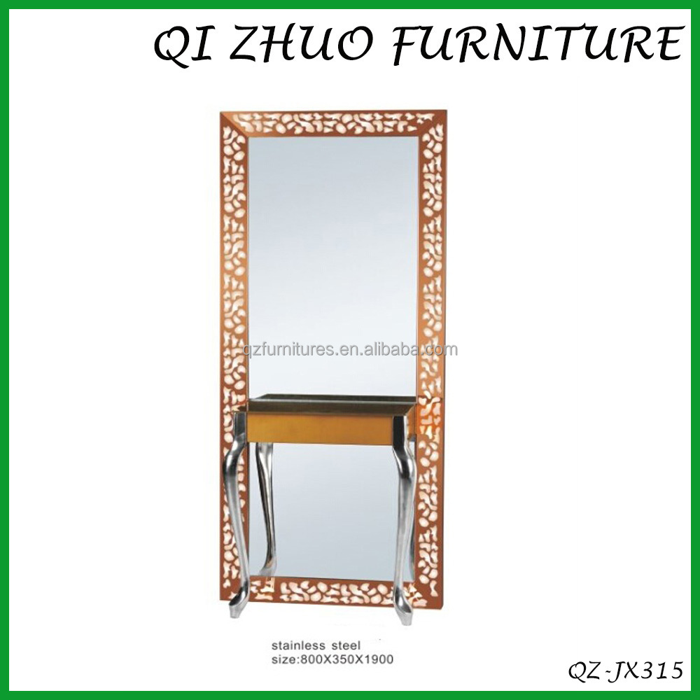 Hairdressing styling station / salon mirror station QZ-JX315