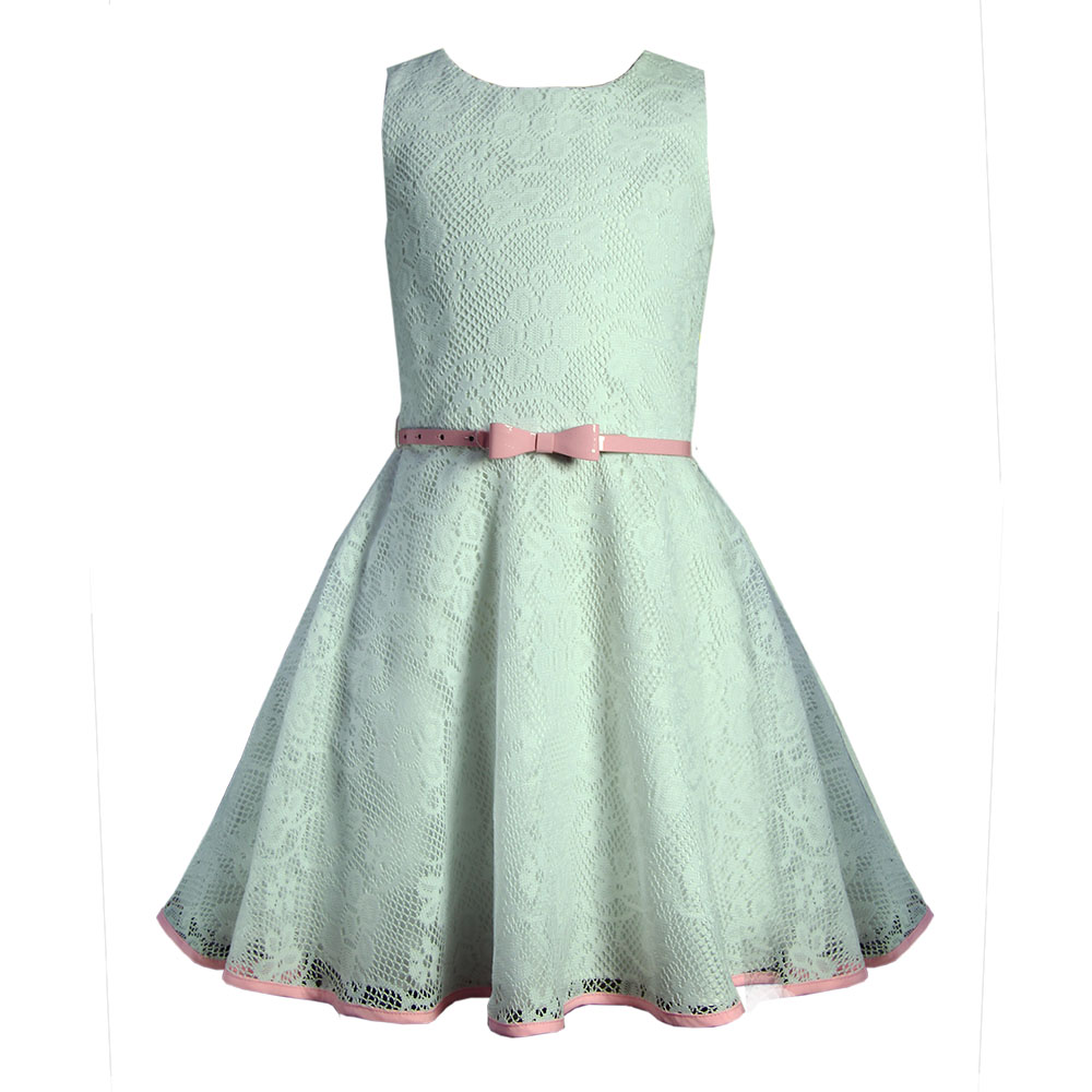 fairy frilled frocks designs for girls