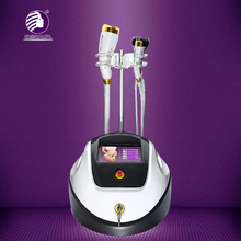 RF Fat Burning Slimming Machine Cavitation Ultrasonic System 1 MHZ And 3 MHZ Ultrasound