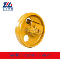 PC DH EX 50Mn Yellow or Black excavator idler assy / Idler roller