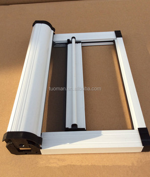 Wholesale aluminum frame mosquito fly screen spare parts
