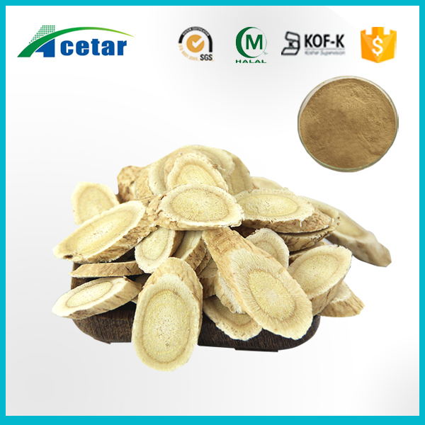Natural Diatery Supplement Astragalus Root Extract power of Polysaccharide