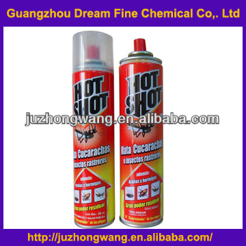HOT SHOT mosquito cockroach fly spray insecticide