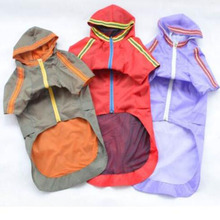 BIG DOG RAIN COAT LARGE CLOTHES IMPORT PET ANIMAL PRODUCTS FROM CHINA