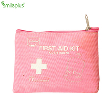 Mini portable baby first aid kit emergency bag wholesale made in hongyu hot sale