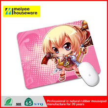 Pink Sweetie Control Edition Gaming Game Mouse Mat Pad Customized Size Locked