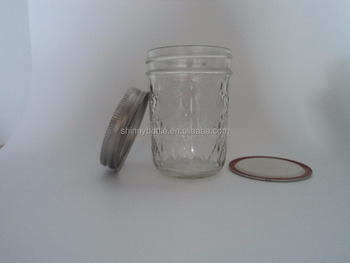 food packaging glass jars food grade jars