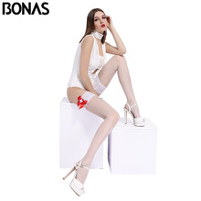 Latest arrival superior quality classic comfortable skin adaptable nylon stockings