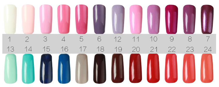Non Toxic Permeable Nail Breathable Long Lasting Lady Halal Water Based Nail Polish