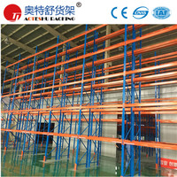 Nanjing Warehouse Selective Heavy Duty Pallet Racking for Storage System