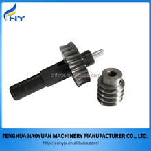 custom high quality low noise mini plastic worm gear for worm gear reducer
