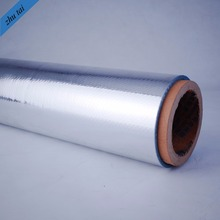 Metallized polyester film 50 micron roll