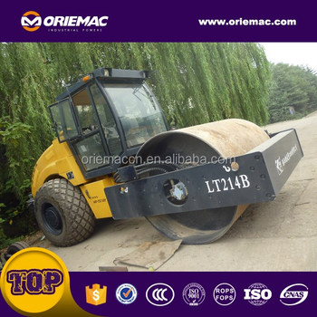 New Condition LUTONG 18T Vibratory Road Roller/Compactor LTD618H