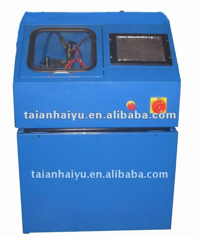 HY-CRI200A Common Rail Injector Test Stand,Short-circuit protection,Touching screen operation