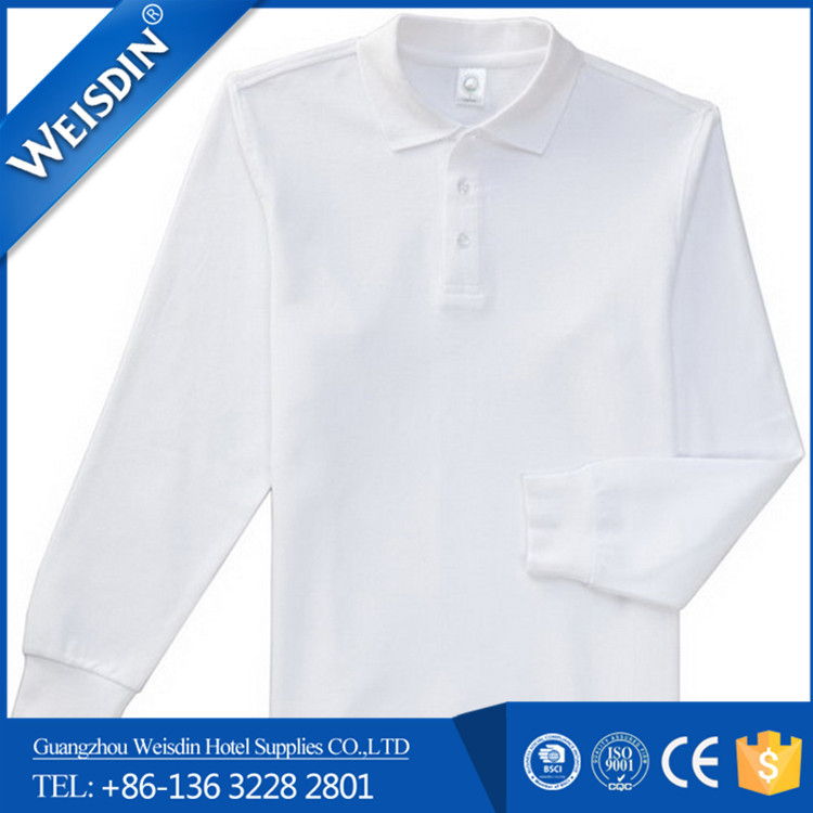 printed new style spandex/cotton polo shirt for men wholesale Guangzhou