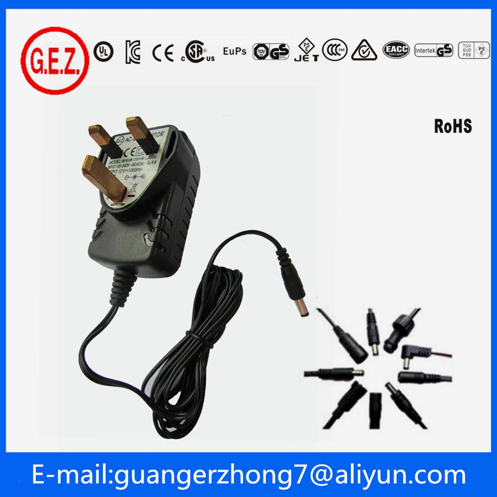 ac/dc power adapter 12v 500ma for india dc power supply