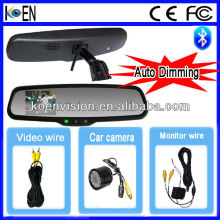 Car Auto Dimming Rearview Mirror For Peugeot 408