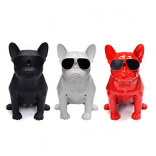 Fashion Bulldog Speaker The Whole Dog Aerobull Nano Woofer Speaker Wireless Mic
