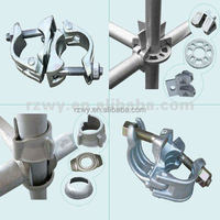 Pipe Scaffolding forged Steel Clip/Clamp/Coupler