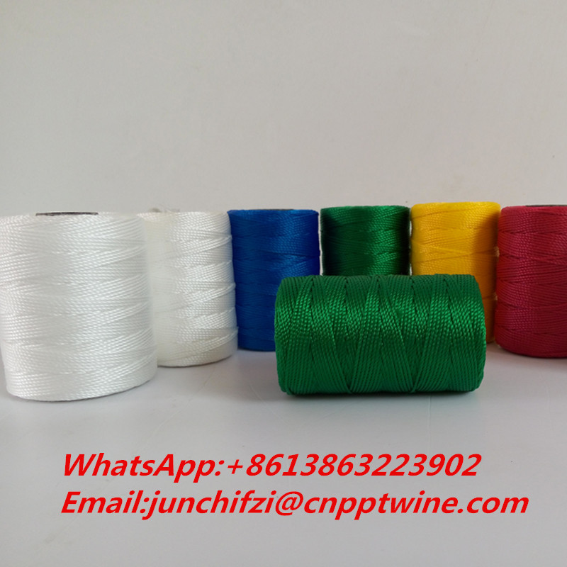 high tenacity FDY pp multifilament fishing nylon twine