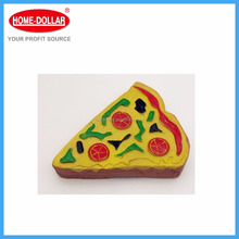 Latex Pizza Dogs Toys Wholesale Pet Toys Pet Chew