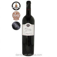 Israel Kosher Original Teperberg Reserve Dry Taste Table Red Wine Merlot
