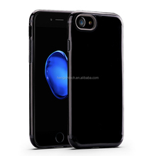 New Original Simple Plastic TPU Glossy Back Cover for iPhone 7 7plus