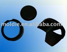 Plastic circle for valve and washroom part