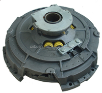 FLAT FLYWHEEL CAST COVER CLUTCH KIT M107391-93