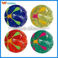 New exercise competition mini machine stitched soccer ball