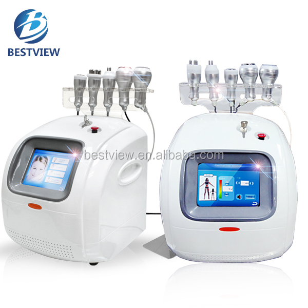 ultrasonic wave weight loss machine cavitation tripolar multipolar biopolar rf machine