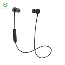Professional manufacturer OEM headphone with bluetooth CSR v4.1 long talking time ptt bluetooth headset for zello app