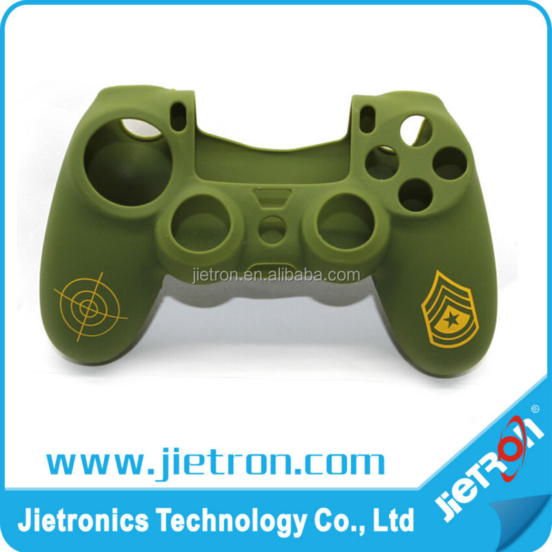 World Cup Silicone Skin Protector Cover for Wireless Game Controller for PS4