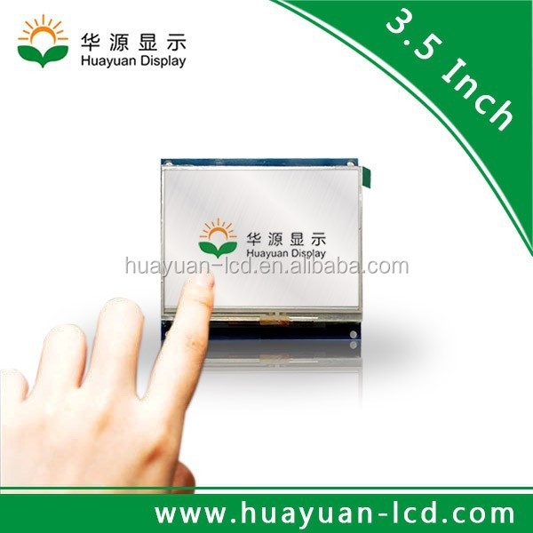 3.5 inch landscape color lcd display screen 3.5 inch tft 24 bits color lcd display module