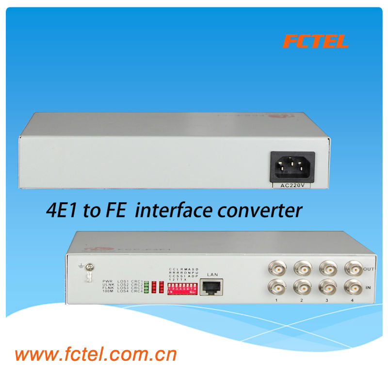 10/100Base-T Protocol Converter,10/100M self-adaptable 1310 optical transmitter