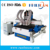 FLDM 4x8FT cnc engraving wood air cooling router with 3 spindles
