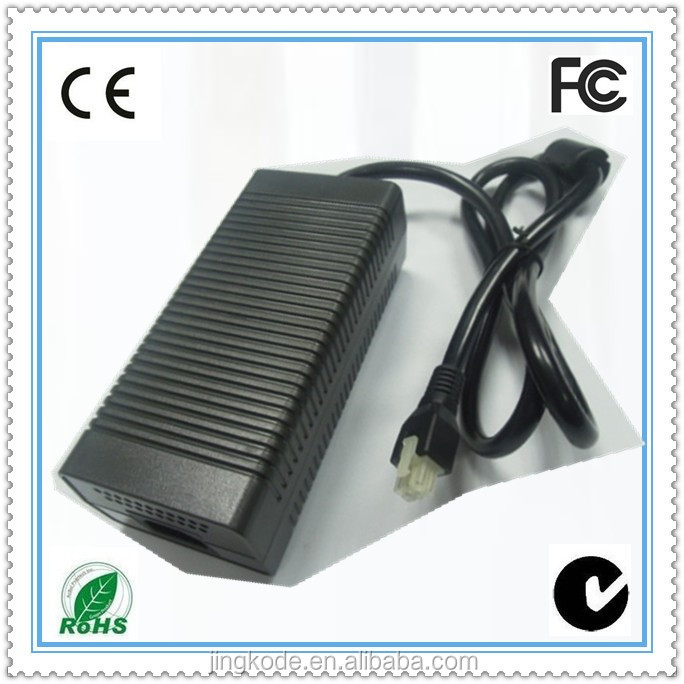 12V10 switching power adapter with PCIE connector