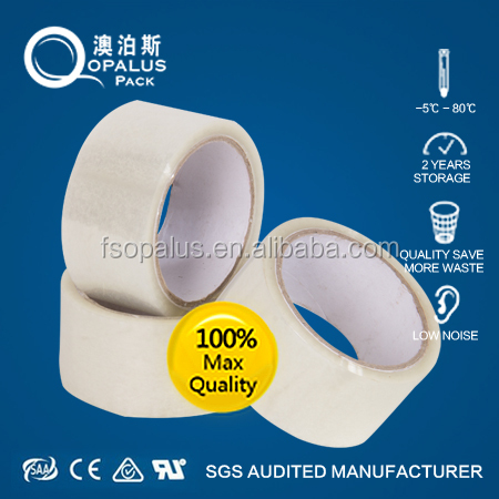Single Sided Water Proof BOPP Acrylic Adhesive Circle Tape with Best Quality China Dongguan Supplier