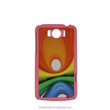 new version plastic sublimation smart phone case for HTC G21