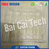 2016 Professional custom disposable transparent plastic macaron blister tray