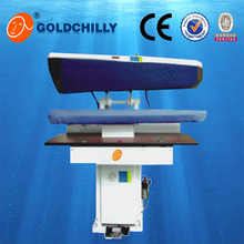 automatic industrial dry cleaning press ironing used machine