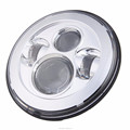 "7"" inch led headlight J-eep wrangler round led headlight without halo"