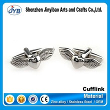 Patriotic USA Coat of Arms Eagle Cufflinks
