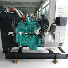 Skid Mounted Diesel 55kw Generator Price with Cummins Engine