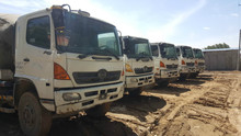 Used HINO FM500 truck made in JAPAN