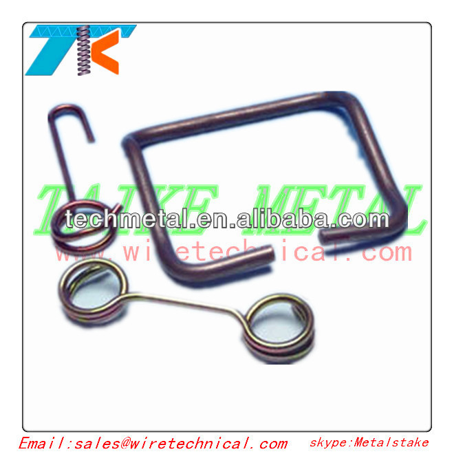 BENT WIRE- AND BENT STRIP SPRINGS
