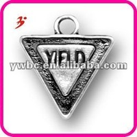 2013 spring fashion yield letter charms jewelry(186302)