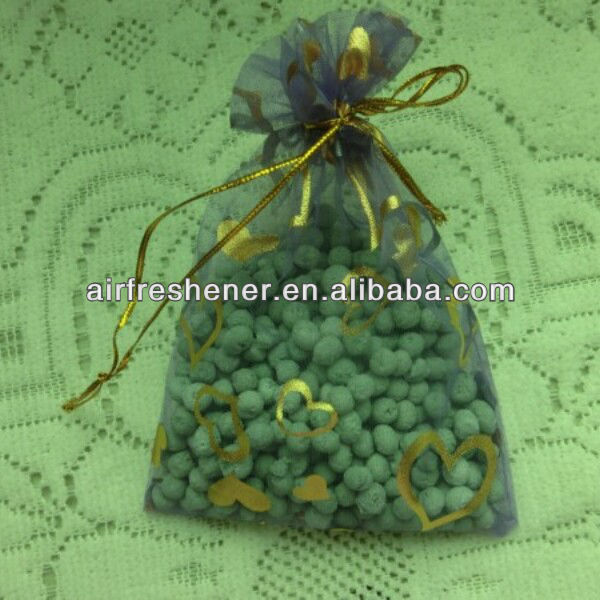 30g long lasting minerals aroma beads air freshener