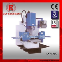 Limit Discount!XK7136C 3 Axis CNC Sieg Milling Machine