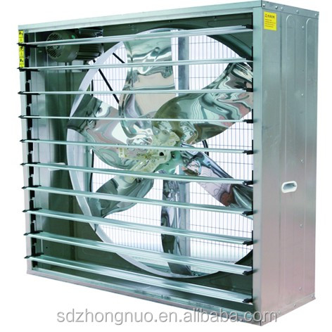 High quality heavy duty industrial exhaust fan ventilation fan cooling fan for green house and poultry farm